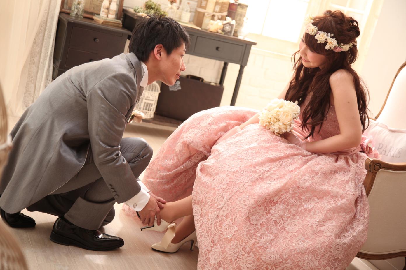 結婚写真前撮り