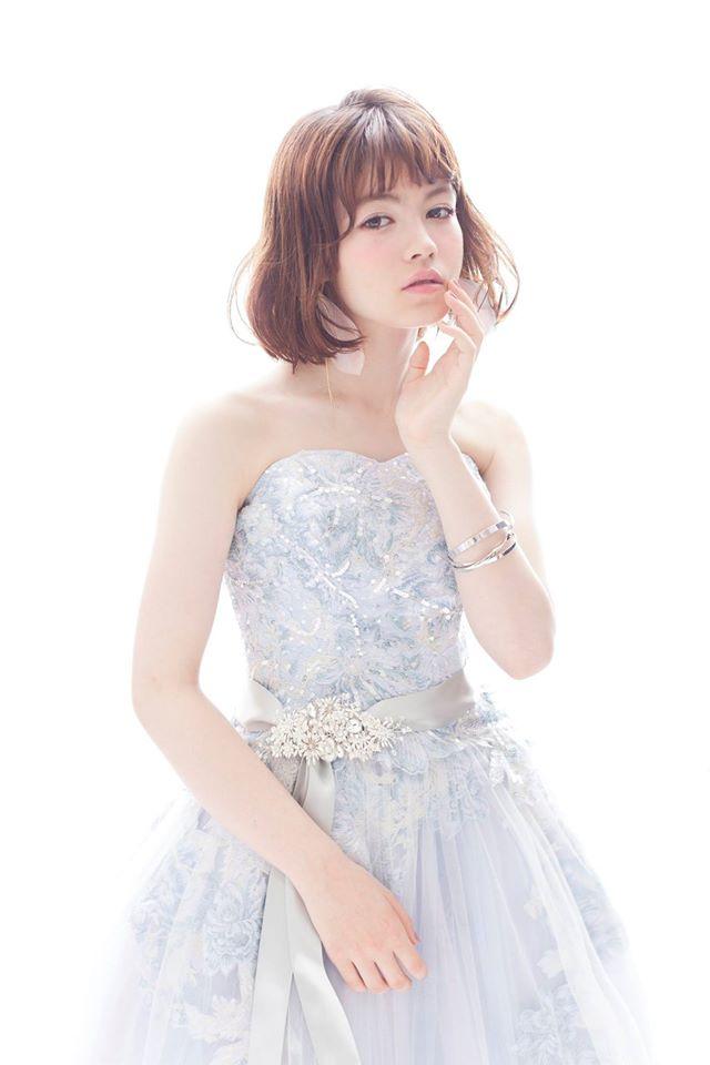 ドレス*ショートヘア編