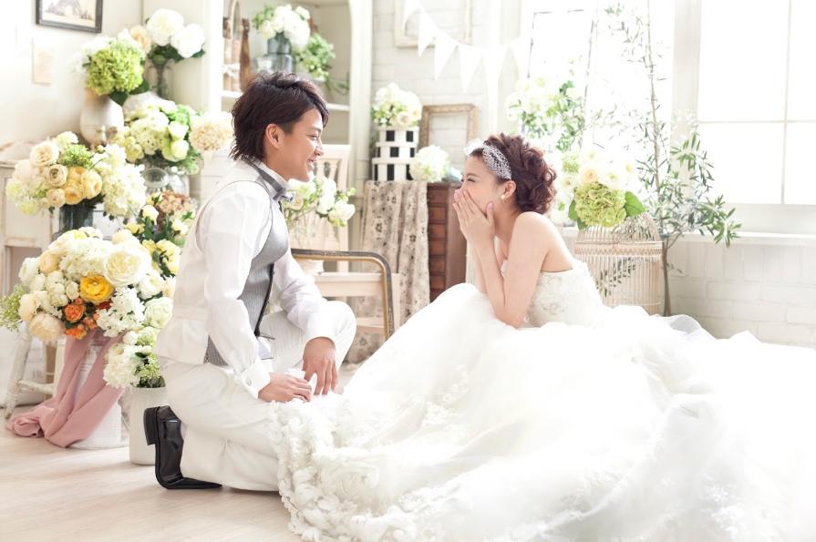 ドレス 和装 婚礼