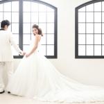 【NEWスタジオ限定背景】幸せあふれる花嫁に♡