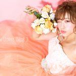 全て新作!aimイチオシのカラードレスBEST3♡