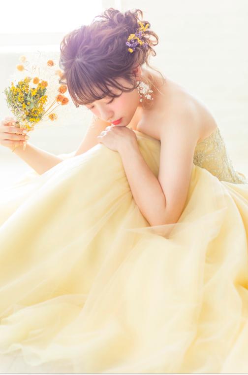 カラードレス 東京