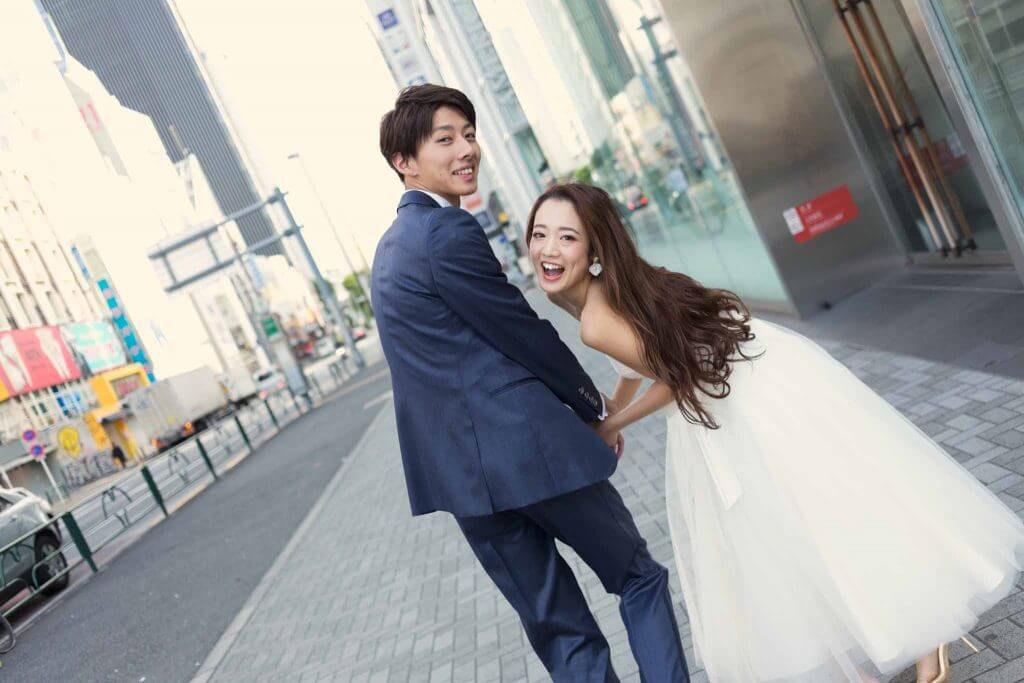 ロケ 結婚写真