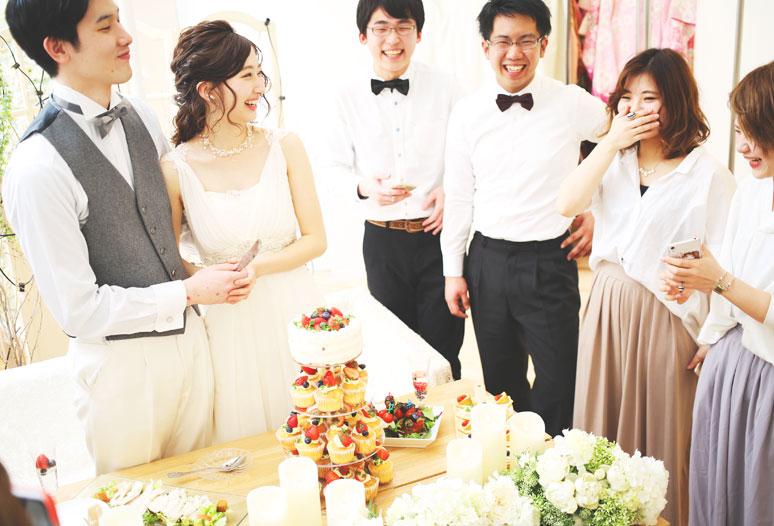 フォトウェディングで叶える結婚式