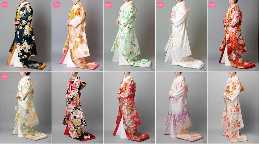 aim東京原宿店の衣装ギャラリーリンク